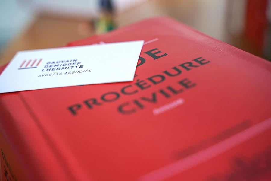 Demande d'intervention en procédure civile et procédure d'appel
