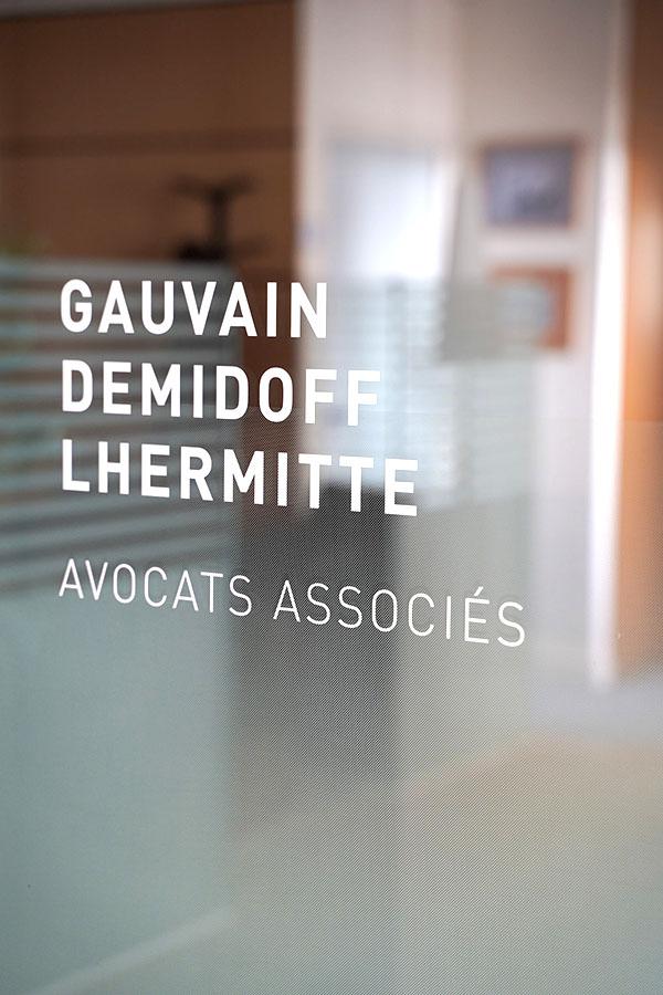 cabinet GAUVAIN DEMIDOFF & LHERMITTE